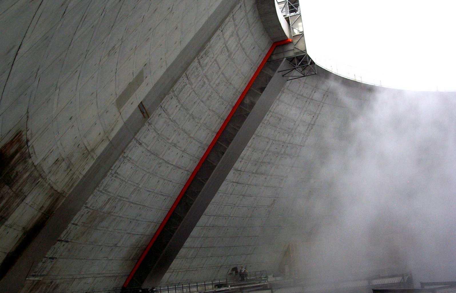 Dichtkissen für Atomkraftwerke von Planex
