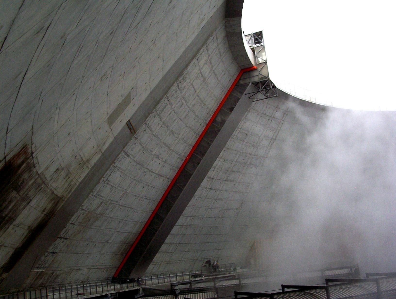 Abdichtung Kernkraftwerk