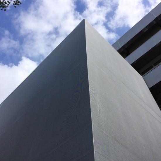PTFE-Fassade