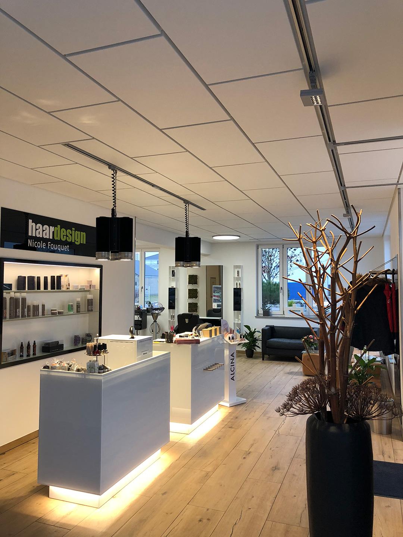 Innenarchitektur von Planex Technik in Textil GmbH