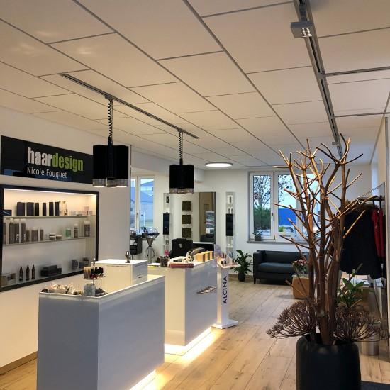 Innenarchtitektur von Planex Technik in Textil GmbH
