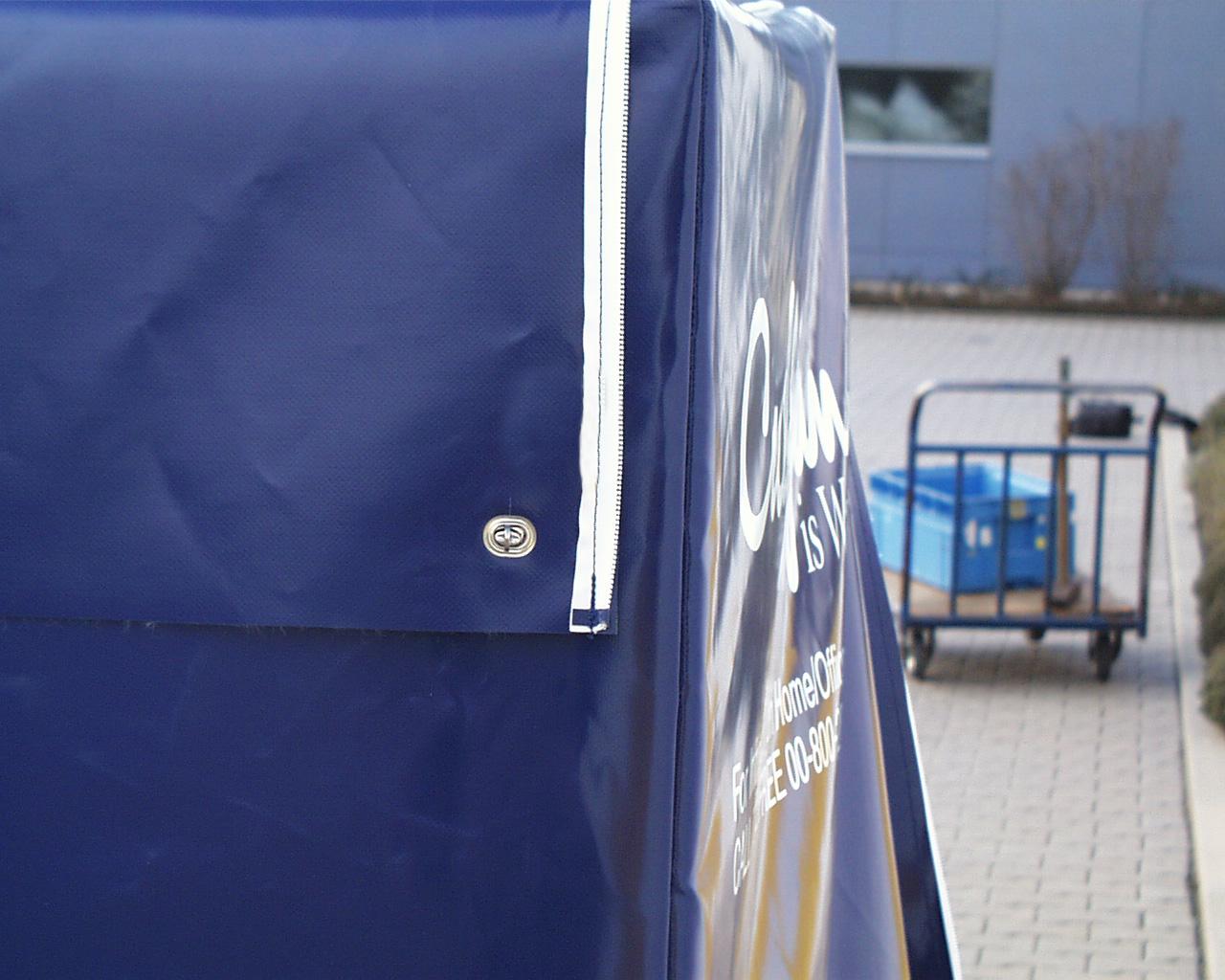 Schutzplane von Planex Technik in Textil GmbH