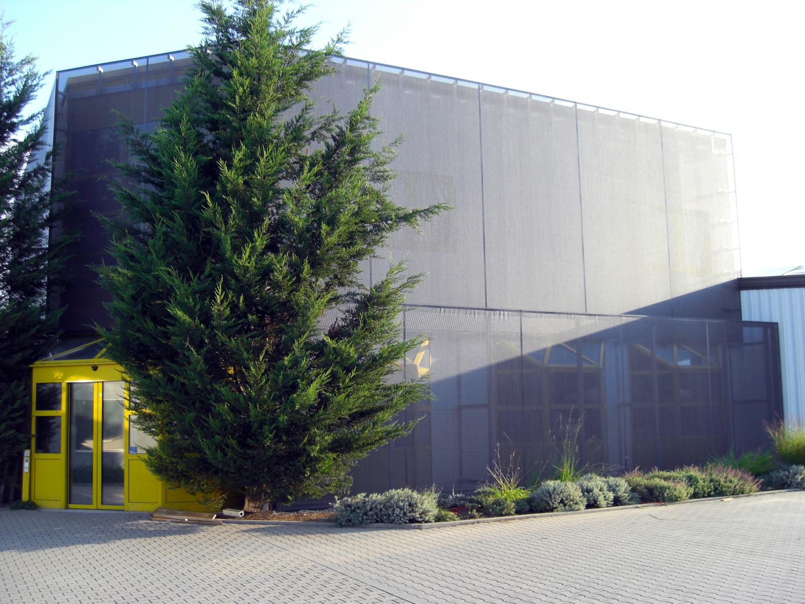 Textile Fassade