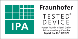 Fraunhofer TESTED® DEVICE Zertifikat Planex GmbH