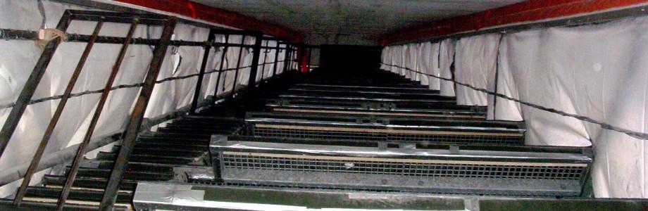 35 m langes Dichtkissen für AKW geliefert