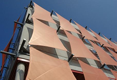 Fassadenverkleidungen + Sichtschutz