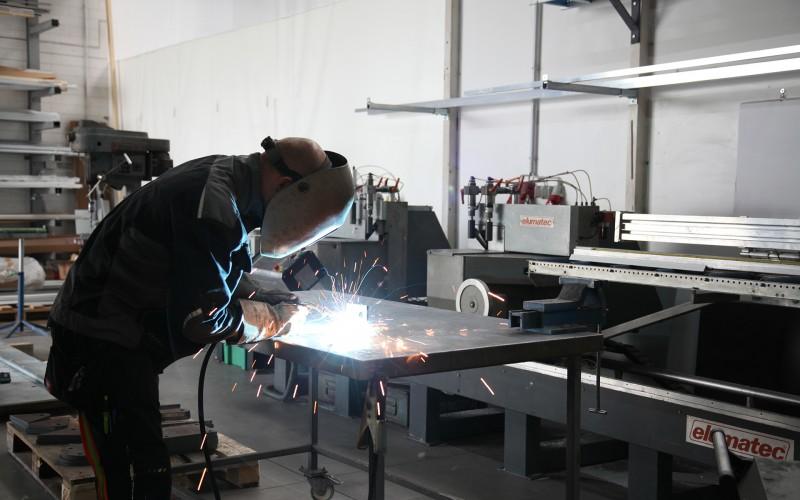 Metallbearbeitung bei Planex