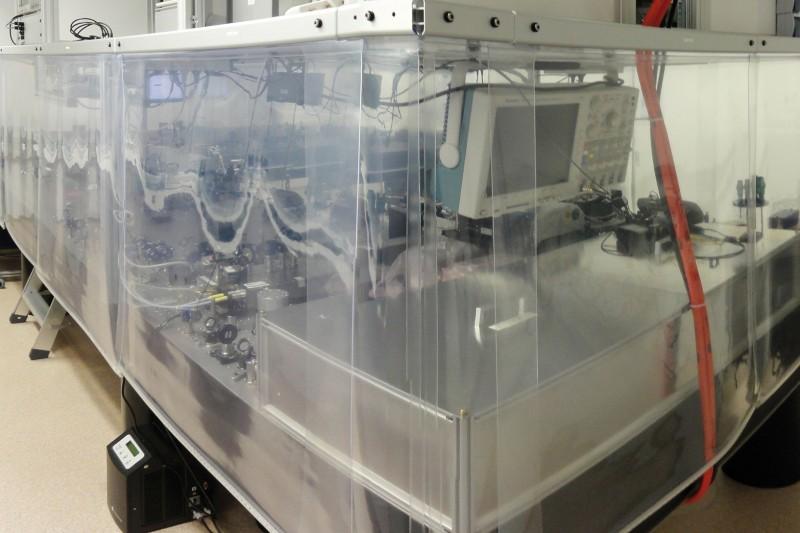 Reinraumvorhang von Planex Technik in Textil GmbH