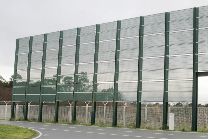Volgelschutzzaun von Planex Technik in Textil GmbH