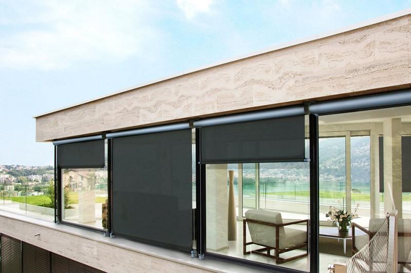 Sichtschutz für Lofts und Appartements von Planex