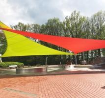 Sonnensegel nach Maß von Planex Technik in Textil GmbH