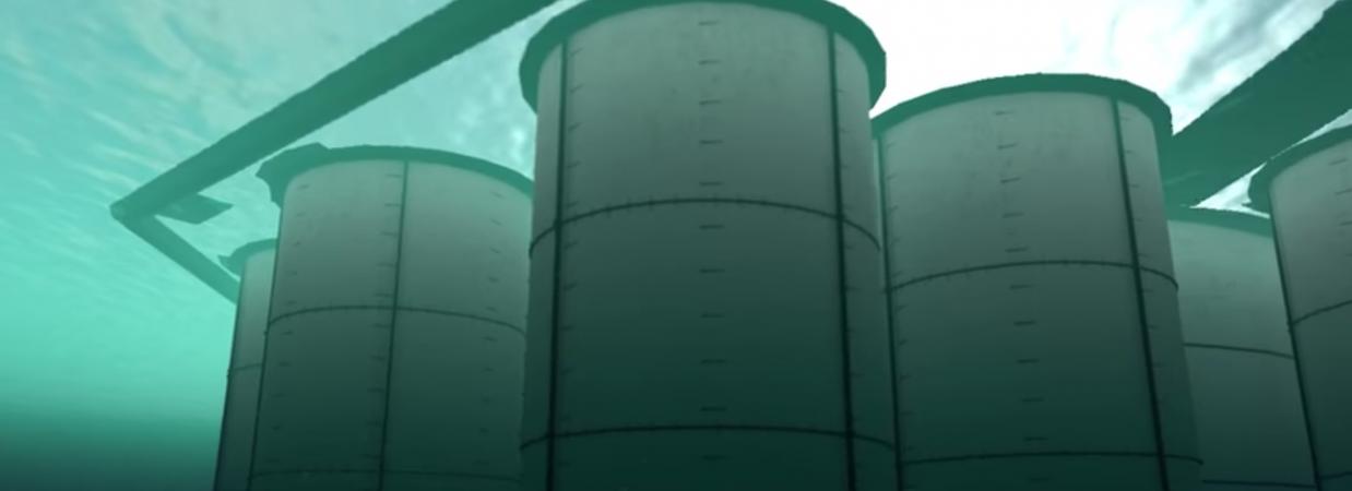 Unterwasser-Einhausungen am Stechlinsee: Planex unterstützt die Forschung des Klimawandels