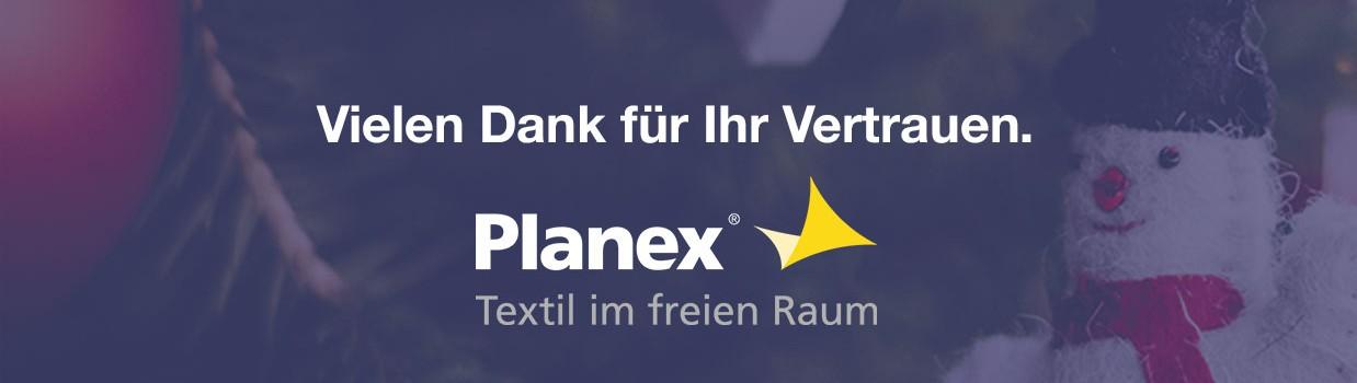 Vielen Dank für Ihr Vertrauen – Das Jahr 2020 von Planex