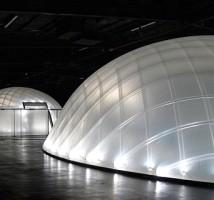 Leichtbau-Pavillon