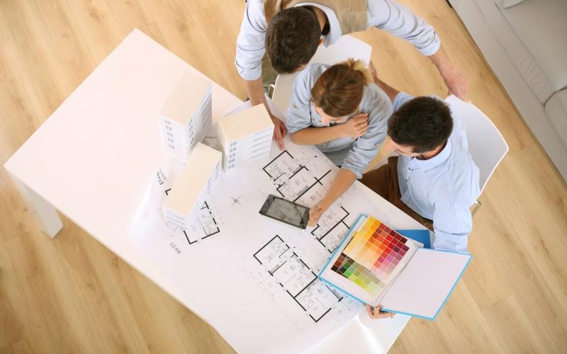 Prohjektvisualisierung bei Planex-GmbH